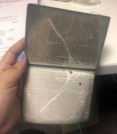 Damaged Passport